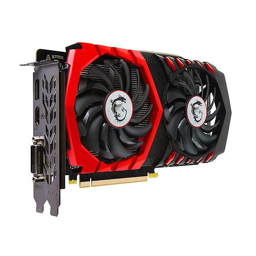 MSI GeForce GTX 1050 Ti GAMING X 4G pas cher