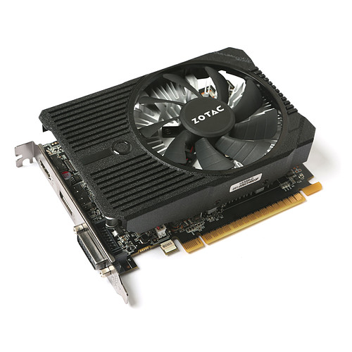 ZOTAC GeForce GTX 1050 Ti Mini 4G pas cher
