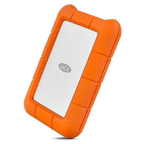 LaCie Rugged USB-C 2 To (Apple) pas cher