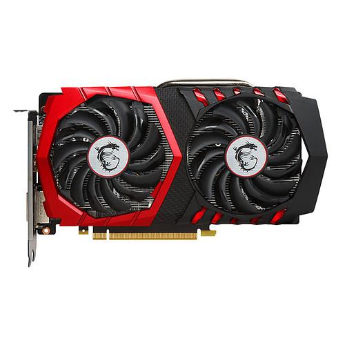 MSI GeForce GTX 1050 Ti GAMING 4G pas cher