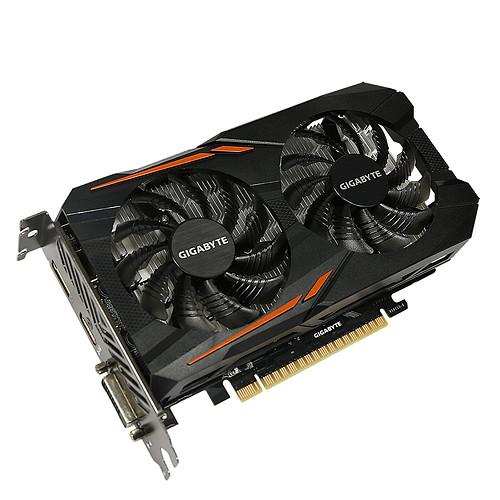 Gigabyte GeForce GTX 1050 Ti OC 4G pas cher