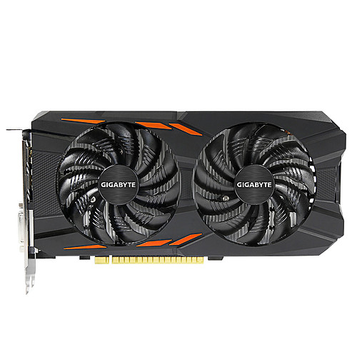 Gigabyte GeForce GTX 1050 Ti WINDFORCE OC 4G pas cher