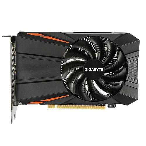 Gigabyte GeForce GTX 1050 Ti D5 4G pas cher