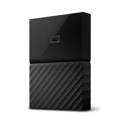 WD My Passport Thin 2 To Noir (USB 3.0) pas cher