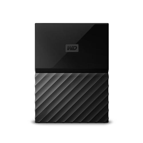 WD My Passport Thin 2 To Noir (USB 3.0) pas cher