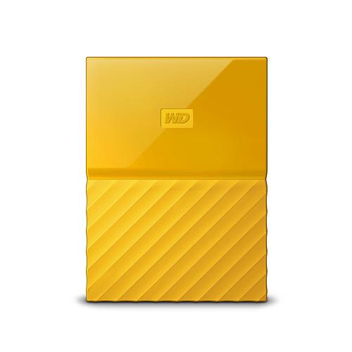 WD My Passport 4 To Jaune (USB 3.0) pas cher