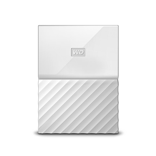 WD My Passport 4 To Blanc (USB 3.0) pas cher