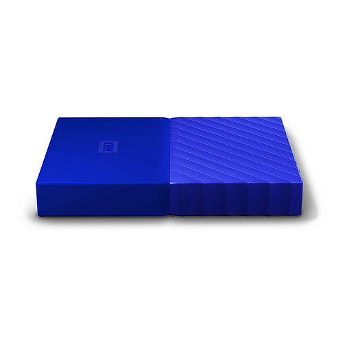WD My Passport Thin 2 To Bleu (USB 3.0) pas cher