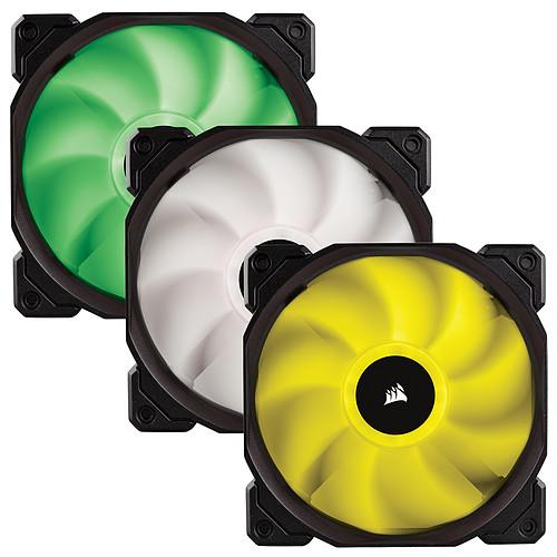 Corsair SP120 RGB LED High Performance avec contrôleur (par 3) pas cher