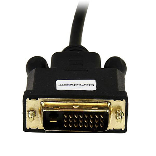StarTech.com MDP2DVIMM3 Noir pas cher
