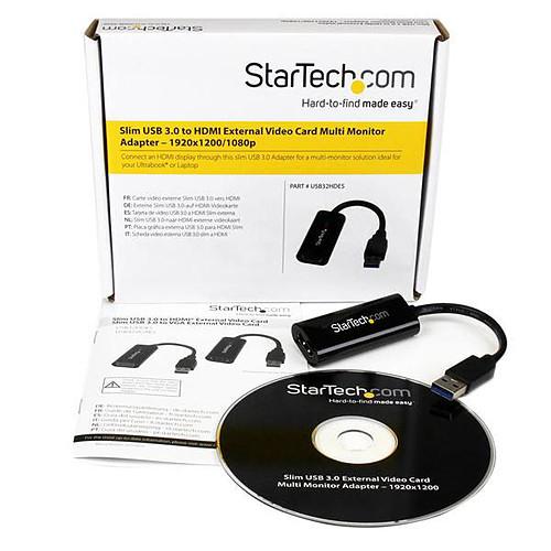 StarTech.com USB32HDES pas cher