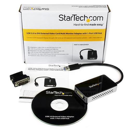 StarTech.com USB32DVIEH pas cher