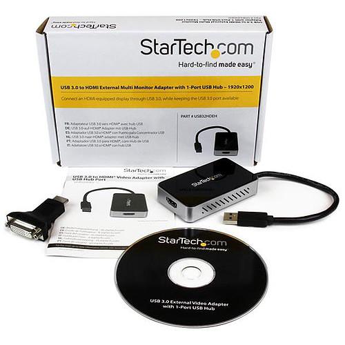 StarTech.com USB32HDEH pas cher