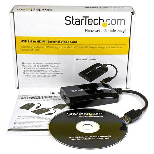 StarTech.com USB32HDPRO pas cher