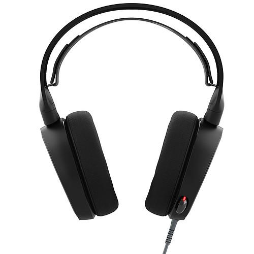 SteelSeries Arctis 5 (noir) pas cher