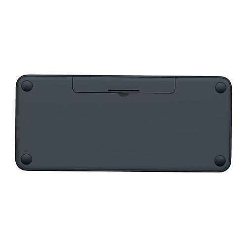 Logitech Multi-Device Keyboard K380 Gris pas cher