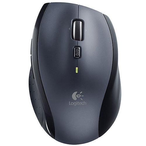 Logitech Marathon Mouse M705 (Argent) pas cher
