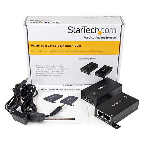 StarTech.com ST121SHD30 pas cher