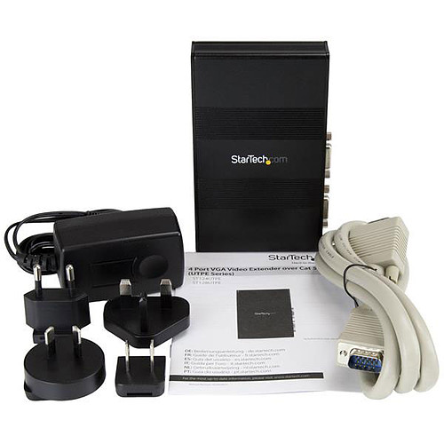 StarTech.com ST124UTPE pas cher