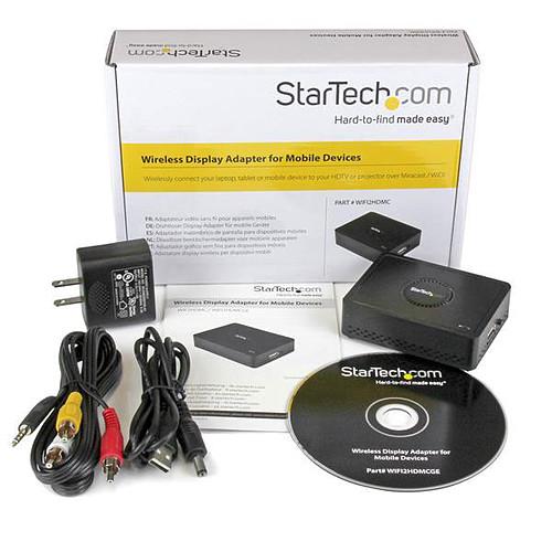 StarTech.com WIFI2HDMCGE pas cher