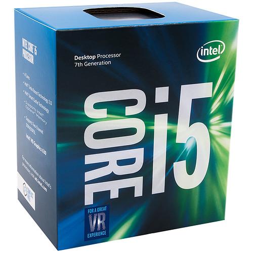 Intel Core i5-7600 (3.5 GHz) pas cher