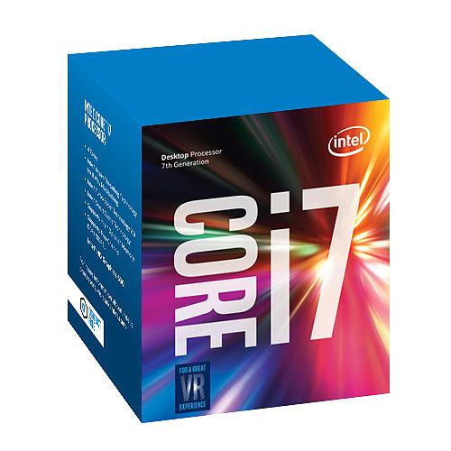 Intel Core i7-7700 (3.6 GHz) pas cher