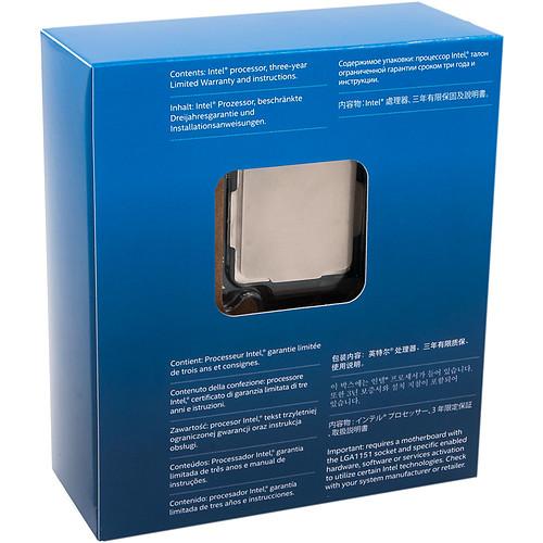 Intel Core i7-7700K (4.2 GHz) pas cher