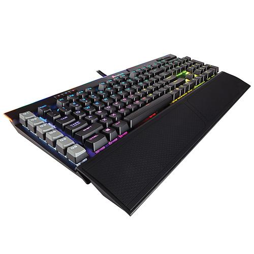 Corsair Gaming K95 RGB (Cherry MX Speed Silver) pas cher