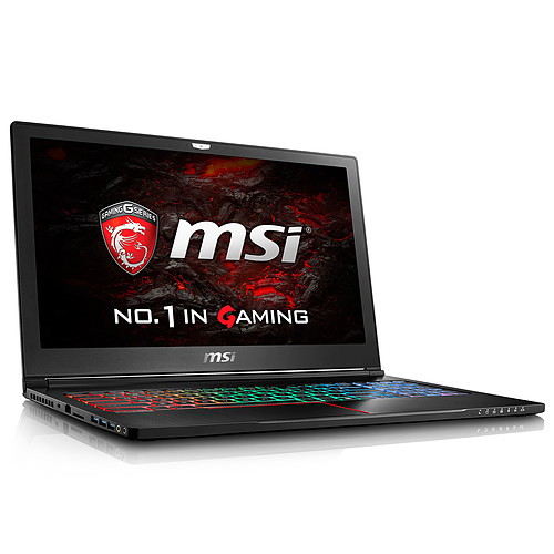 MSI GS63 7RE-033FR Stealth Pro pas cher