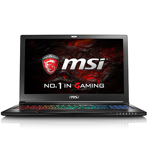 MSI GS63 7RE-013FR Stealth Pro pas cher