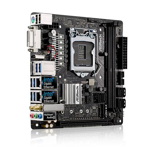ASRock H270M-ITX/ac pas cher