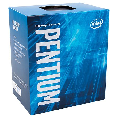 Intel Pentium G4600 (3.6 GHz) pas cher