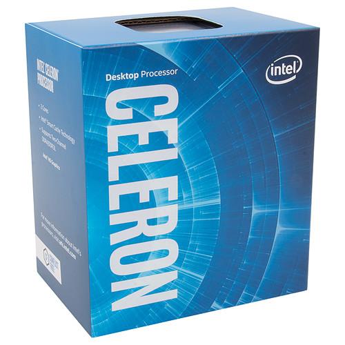 Intel Celeron G3930 (2.9 GHz) pas cher