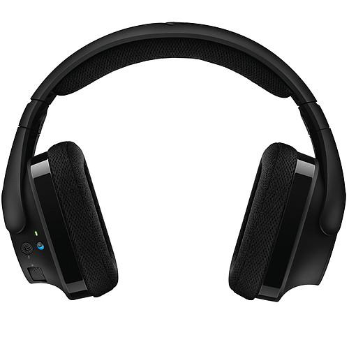 Logitech G533 Prodigy Wireless Gaming Headset pas cher