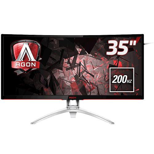 """AOC 35"""" LED - AGON AG352QCX pas cher"""