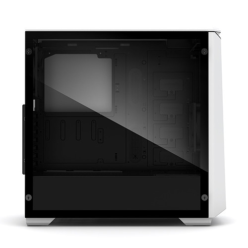 Phanteks Eclipse P400 Tempered Glass (Blanc) pas cher