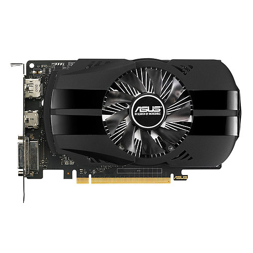 ASUS GeForce GTX 1050 PH-GTX1050-2G pas cher