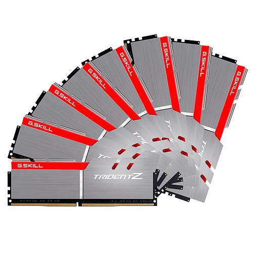 G.Skill Trident Z 64 Go (8x 8 Go) DDR4 3000 MHz CL14 pas cher