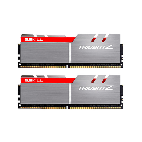 G.Skill Trident Z 8 Go (2x 4 Go) DDR4 4133 MHz CL19 pas cher