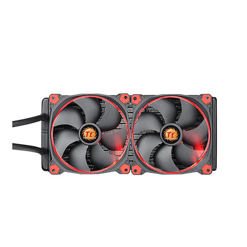 Thermaltake Water 3.0 Riing Red 280 pas cher