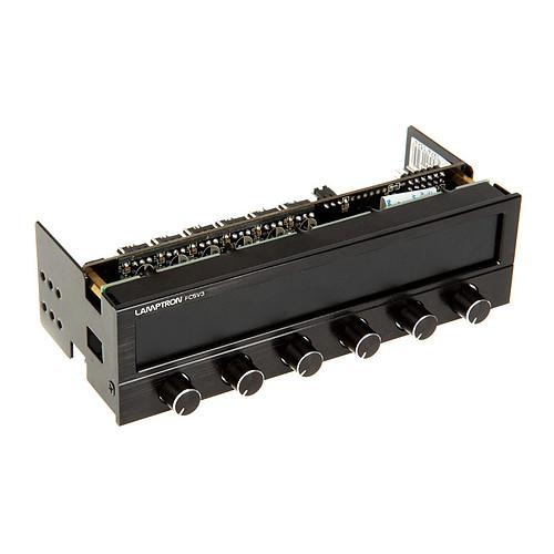Lamptron Fan Controller FC5 v3 Noir pas cher