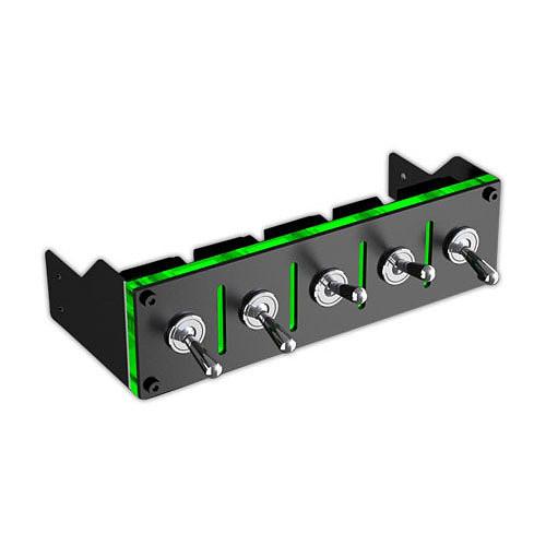 Lamptron Hummer Noir/Vert pas cher