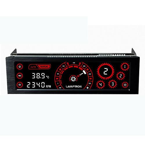 Lamptron CM430 Noir/Rouge pas cher