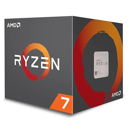 AMD Ryzen 7 2700X Wraith Prism Edition (3.7 GHz) pas cher