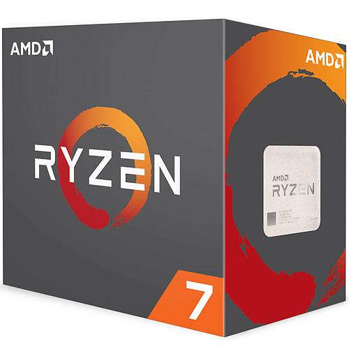 AMD Ryzen 7 1700X (3.4 GHz) pas cher