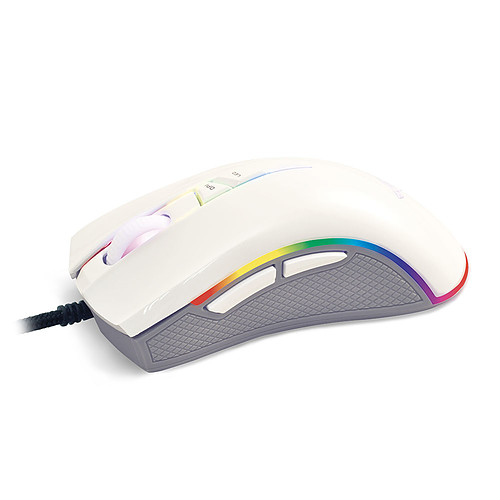 Spirit of Gamer Elite-M20 Blanc pas cher