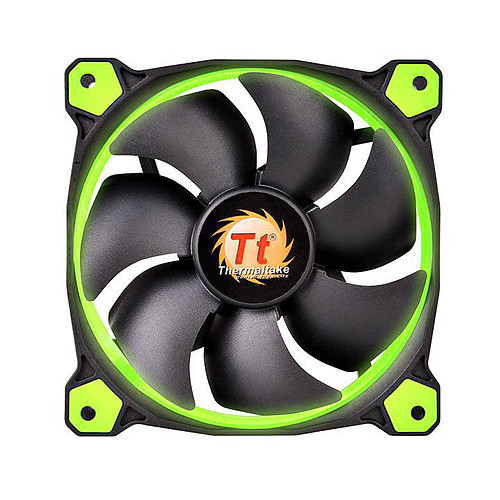 Thermaltake Riing 12 Vert x3 pas cher