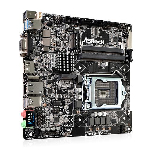 ASRock H110TM-ITX R2.0 pas cher
