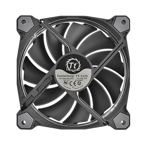 Thermaltake Riing 12 RGB Premium Edition x3 pas cher