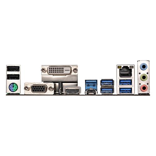 ASRock AB350 Pro4 pas cher